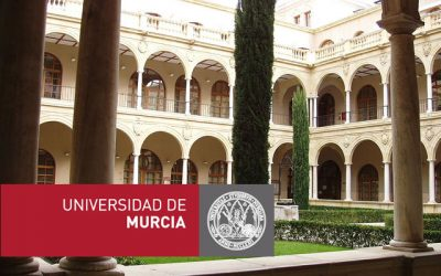 Firma de colaboración con la Universidad de Murcia