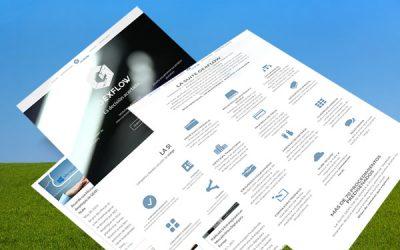 Gexflow lanza su nueva web corporativa